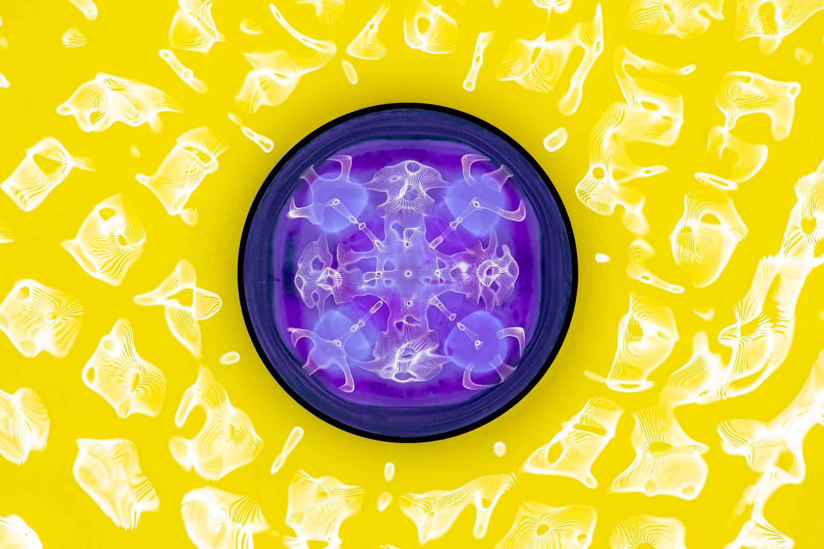 6. 27 Hz - Return to Spiritual Order ( Third Eye Chakra )